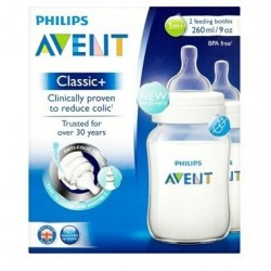 LOT 2 BIB 260 ML AVENT SCF563/27
