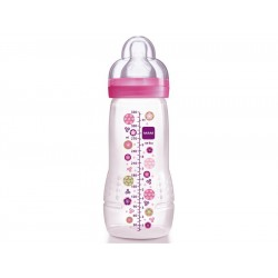 BIB 2AGE DECORE 330ML ROSE MAM 5442932