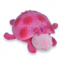 TWILLIGHT LABYBUG PINK HALL B 7353-PK