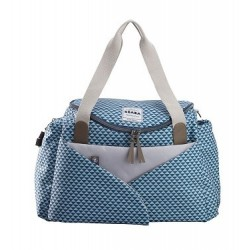 SAC SYDNEY 2 PLAY PRINT BLUE BEABA 940203