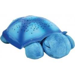TWILLIGHT TURTLE BLUE HALL B 7323-BL