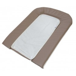 MATELAS A LANGER PVC TAUPE CANDIDE 153260