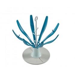 EGOUTTE BIB PLAIBLE FLOWER BLUE BEABA 911618