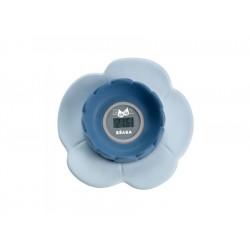 THERMOMETRE BAIN LOTUS GREY BLUE BEABA 920304