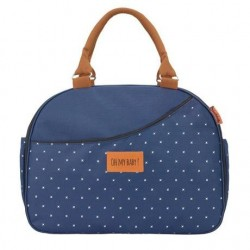SAC A LANGER WEEK END BLEU BADABULLE B043025
