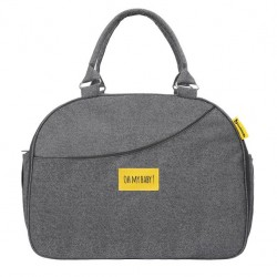 SAC A LANGER WEEK END NOIR BADABULLE B043024