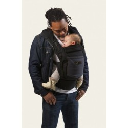 PHYSIO CARRIER COTON NOIR ANTHRACITE JPMBB CO101012