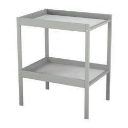 TABLE A LANGER BOIS SIMPLY GRIS FMS 96200550