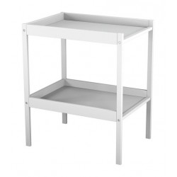 TABLE A LANGER BOIS SIMPLY BLANC FMS 96200540