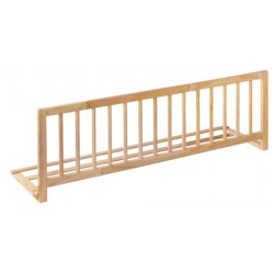 BARRIERE DE LIT LIVIA BOIS 122 CM NATUREL 99100500