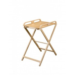 TABLE A LANGER JADE PLIANTE VERNIS NATUREL COMBELLE 012000