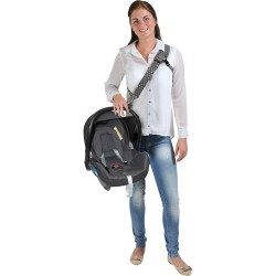 DOOKY CARRIER GRIS ETOILE 125604