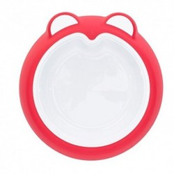 ASSIETTE ANTI DERAPENTE ROSE INTENSE B005211