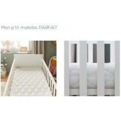 PTIT LIT MATELAS PARFAIT 70X140 ALBATROS 1425008