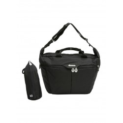 ALL DAY BAG SAC NURSERY NOIR SIMPLE PARENTING SP10499-033
