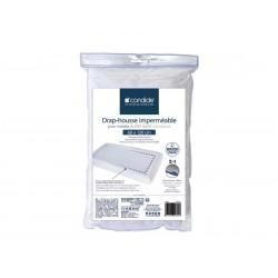 DRAP HOUSSE IMPERMEABLE SLEEP SAFE 60X120 694362