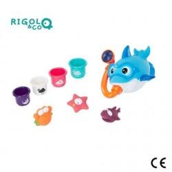 RIGOLO AND CO COFFRET DE BAIN BADABULLE B019013
