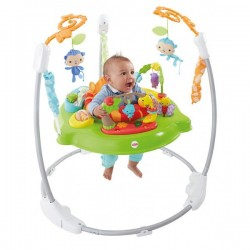 JUMPEROO JUNGLE SONS ET LUMIERE SCPC FISHER PRICE