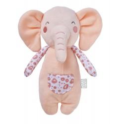 PELUCHE WILD COLORS ELEPHANT SARO 31562