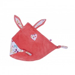 DOUDOU LAPIN COEUR EXOTIC BBANDCO DDL04