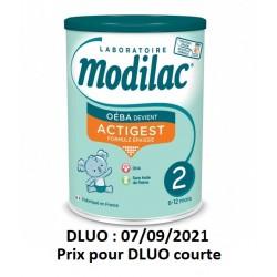 MODILAC ACTIGEST 2EME AGE 800G 105617