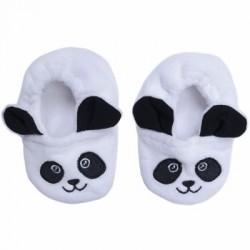 CHAUSSONS VELOUR PETIT PANDA BBANDCO CHAUM12
