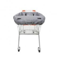 SHOPPING TROLLEY PROTECT BLACK CHIC DOREL 20006660
