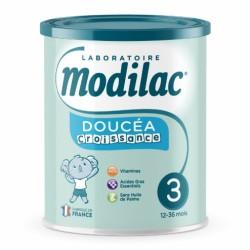 MODILAC DOUCEA 3EME AGE 800G 26191