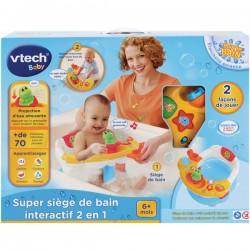 NOUVEAU SIEGE DE BAIN INTERACTIF VTECH 515405