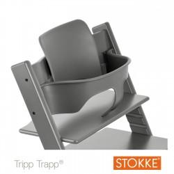 TRIPP TRAPP BABY SET STORM GREY STOKKE 159317